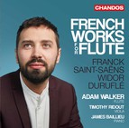 French Works for Flute