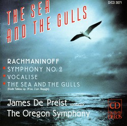 Rachmaninov, S.: Symphony No. 2 / Vocalise / Respighi, O.: Rachmaninov - the Sea and Seagulls (Oregon Symphony, De Preist) (The Sea and the Gulls)