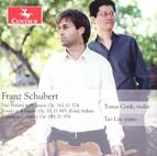 Schubert: Duo Sonata in A major, Op. 162, D. 574 - Rondo in B minor, Op. 70, D. 895,