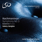 Rachmaninov: Symphony No. 3 - Balakirev: Russia