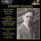 Lecuona - The Complete Piano Music, Vol.2