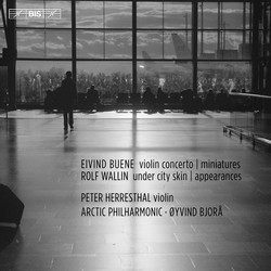 Wallin & Buene – Violin Concertos