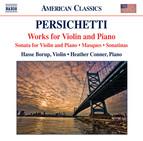 Persichetti: Works for Violin & Piano