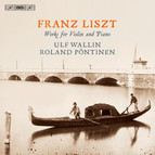 Liszt – Works for Violin and Piano