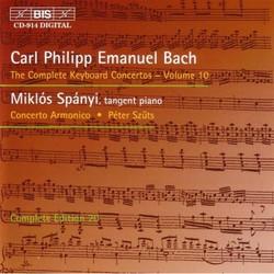 C.P.E. Bach - Keyboard Concertos, Vol. 10