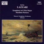 Lazzari: Symphony in E Flat Major / Maritime Pictures