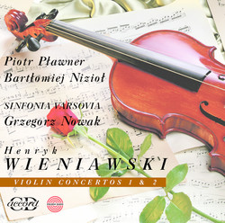 Wieniawski: Violin Concertos Nos. 1 & 2