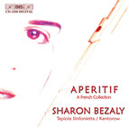 Apéritif - A French Collection for Flute and Orchestra