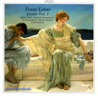 Lehar: Lieder, Vol. 1