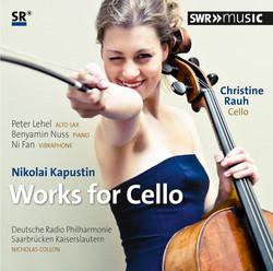 Kapustin: Works for Cello