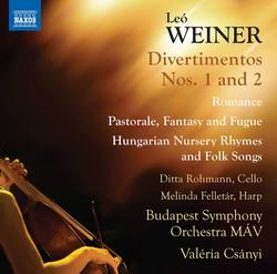 Weiner: Complete Orchestral Works, Vol. 3