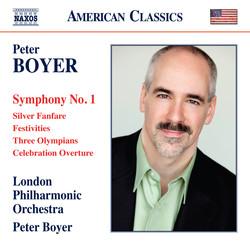 Boyer: Symphony No. 1