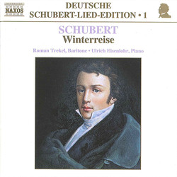 Schubert: Lied Edition  1 - Winterreise