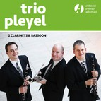 Trio Pleyel - 2 Clarinets & Bassoon