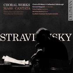 Stravinsky: Choral Works