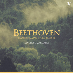 Beethoven: Piano Sonatas Nos. 12, 15, 19, 20 & 27