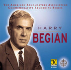 Harry Begian: The American Bandmasters Association Commemorative Recording SeriesKlavier