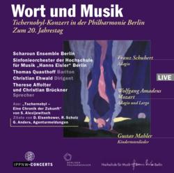 Word and Music: Schubert - Mozart - Mahler