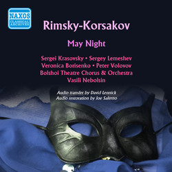 Rimsky-Korsakov: A May Night (1948)
