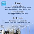 Bowles: Music for a Farce - Scenes d'Anabase - Dello Joio: Variations and Capriccio (1952)