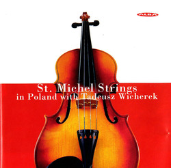 Bacewicz, G.: Concerto for Strings / Karlowicz, M.: Serenade, Op. 2 / Matuszewski, M.: Seven Pictures of Poland
