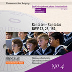 Cantatas for Passiontide - The Liturgical Year with J.S. Bach, Vol. 4