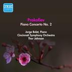 Prokofiev, S.: Piano Concerto No. 2 (Bolet, T. Johnson) (1953)