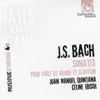 J.S. Bach: Sonates pour viole de gambe et clavecin