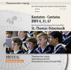 Cantatas for Easter - The Liturgical Year with J.S. Bach, Vol. 5