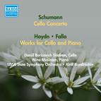 Schumann, R.:  Cello Concerto / Haydn, J.: Divertimento / Falla, M. De.: 7 Canciones Populares Espanolas (Excerpts) (Shafran) (1955, 1957)
