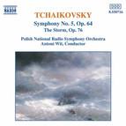 Tchaikovsky: Symphony No. 5 & The Storm
