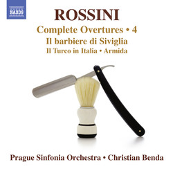 Rossini: Complete Overtures, Vol. 4