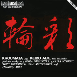 Japanese Percussion - Kroumata and Keiko Abe