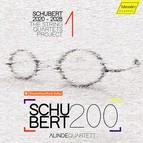 Schubert 2020-2028: The String Quartets Project, Vol. 1