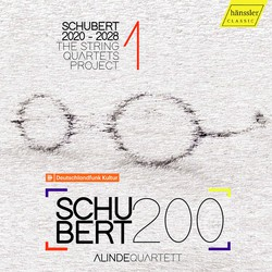 Schubert 2020-2028: The String Quartets Project, Vol. 1