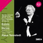 Brahms: Symphony No. 1 - Martinů: Symphony No. 4