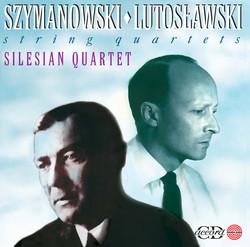 Szymanowski & Lutoslawski: String Quartets