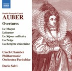 Auber: Overtures & Other Works