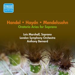Oratorio Arias: Marshall, Lois - Handel, G.F. / Haydn, F.J. / Mendelssohn, F. (1957)