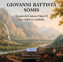 Somis: Sonate da camera, Op. 2