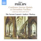 Philips: Cantiones Sacrae Quinis et Octonibus Vocibus (Antwerp 1612 & 1613)