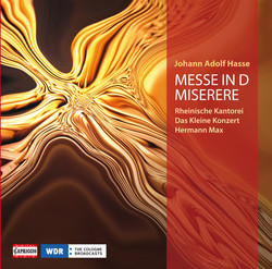Hasse: Mass in D minor - Miserere in C minor