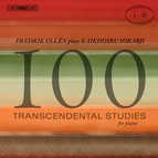 Sorabji - 100 Transcendental Studies for piano Nos 1-25