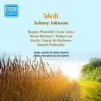 Weill: Johnny Johnson