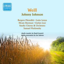 Weill: Johnny Johnson