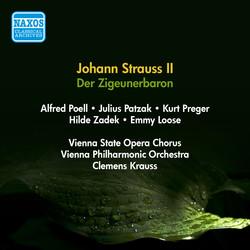 Strauss II, J.: Zigeunerbaron (Der) (Patzak, Loose, Krauss) (1951)