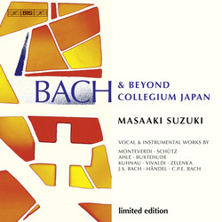 Bach Collegium Japan – Bach and Beyond
