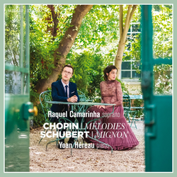 Chopin: Mélodies - Schubert: Mignon