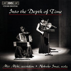 Into the Depth of Time - Japanese music for accordion and viola