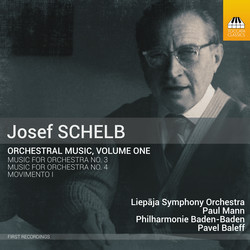 Schelb: Orchestral Music, Vol. 1